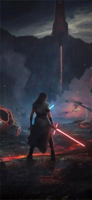 Finn Star Wars Rise Of Skywalker 6000x6000 Wallpaper Teahub Io