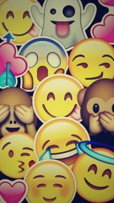 0 7514 emoji background wallpaper whatsapp wallpaper emoji
