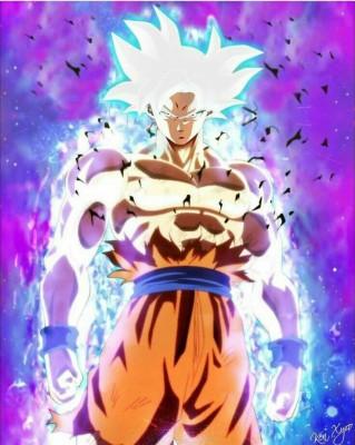 User Uploaded Image Goku Ultra Instinct Mastered 736x921 Wallpaper Teahub Io