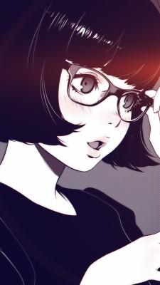 Anime Gif Wallpaper Iphone 640x912 Wallpaper Teahub Io