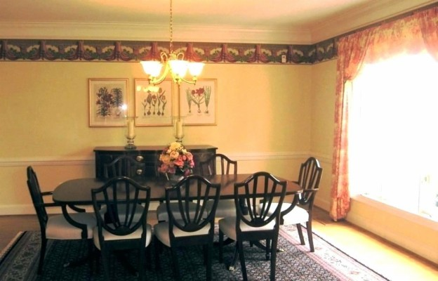 Wall Borders For Living Room, Wallpaper Borders For Dining Rooms