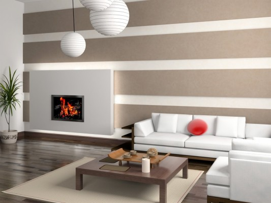 Simple Wallpaper Design For Living Room Horizontal Lines In A Room 1200x900 Wallpaper Teahub Io