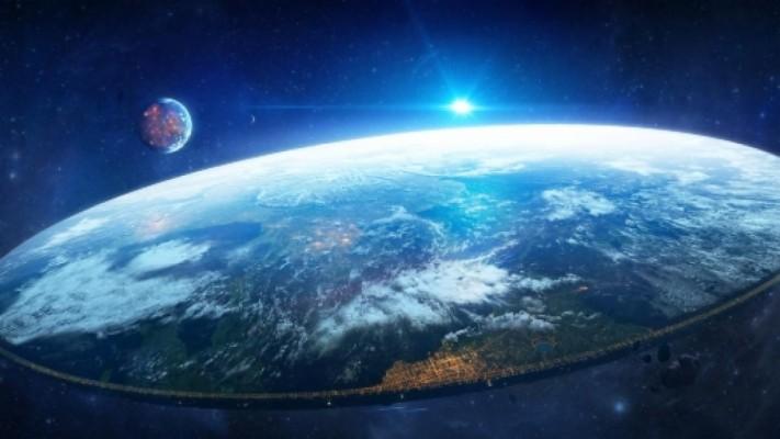 Flat Earth Real Photo Of Flat Earth 1200x675 Wallpaper Teahub Io