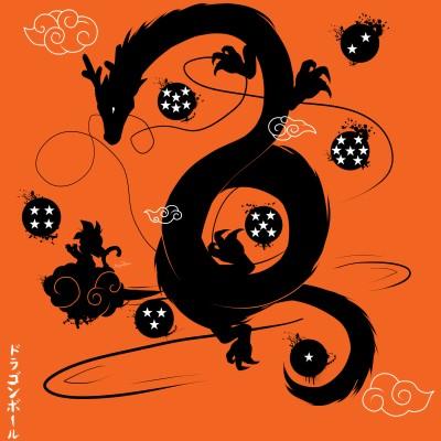 110 1109678 dragon ball z shenron black and white