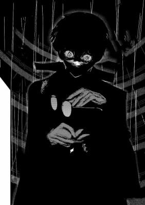 Black Reaper Kaneki Manga 917x1300 Wallpaper Teahub Io