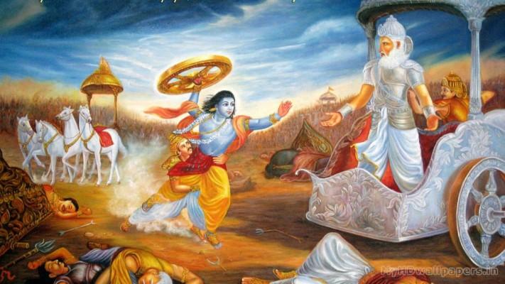 113 1131951 mahabharat arjun shri krishna