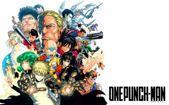 Download One Punch Man Wallpapers And Backgrounds Teahub Io