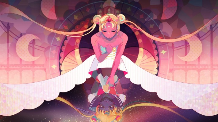 Sailor Moon Desktop Wallpaper Hd 1920x1200 Wallpaper Teahub Io