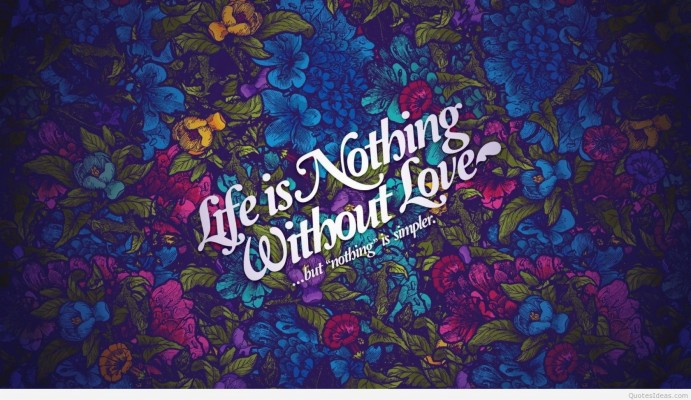 Love In Life Quotes Images Background Hd Wallpaper Laptop Wallpaper Cute Desktop 1680x972 Wallpaper Teahub Io