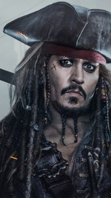 Johnny Depp As Jack Sparrow - Actor Of