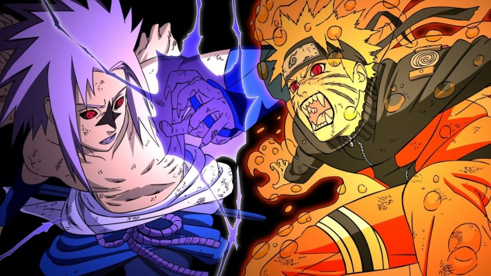 13 138735 naruto vs sasuke demon form