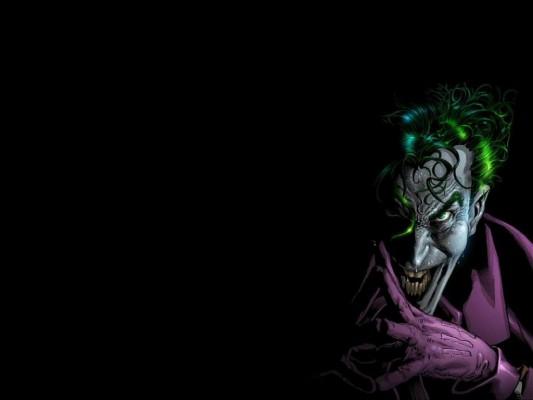 The Joker Joker Wallpaper With Black Background 1024x768 Wallpaper Teahub Io