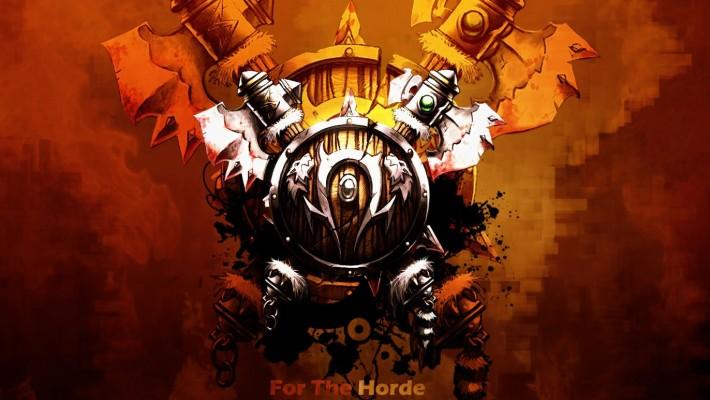 Other Wallpaper World Of Warcraft Horde 1024x768 Wallpaper