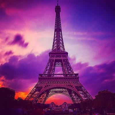 Pink Girly Eiffel Tower 1080x1920 Wallpaper Teahub Io