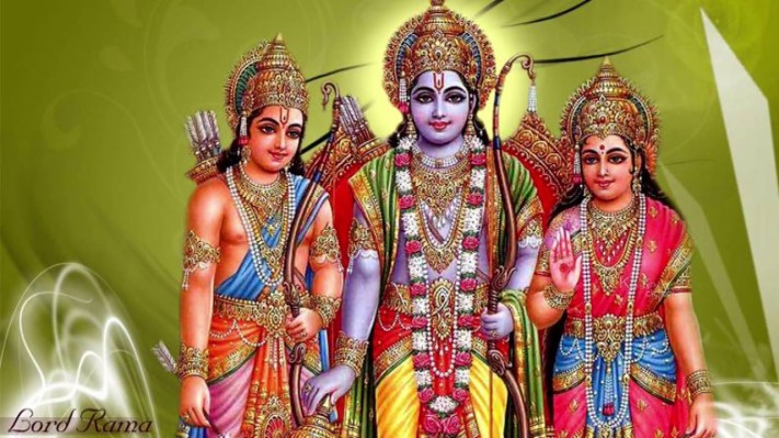 Hd God 4k Wallpaper For Pc - Lord Rama Hd Wallpapers Free ...