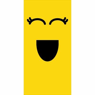 136 1366432 kartun lucu warna kuning