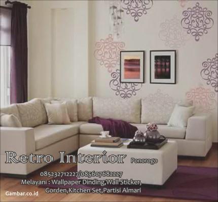 Wallpaper Dinding Minimalis Motif 1000x777 Wallpaper Teahub Io