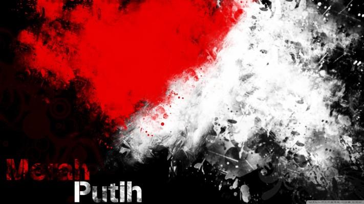 136 1367885 background merah putih keren
