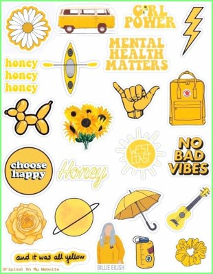 Wallpaper Yellow And Aesthetic Image Cute Wallpapers For Teens 720x1280 Wallpaper Teahub Io