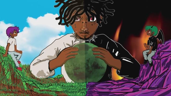 Lil Uzi Vert Cartoon Edit 768x1024 Wallpaper Teahub Io Juice wrld goodbye & good riddance 6. lil uzi vert cartoon edit 768x1024