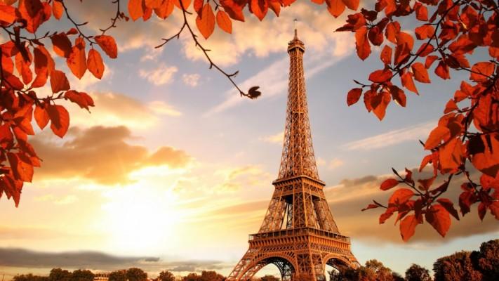 Download Wallpaper Paris The City Of Love Eiffel Tower Full Hd 1130x635 Wallpaper Teahub Io