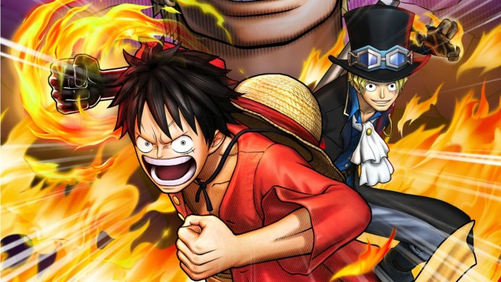 Wallpaper One Piece Bergerak 6939x4807 Wallpaper Teahub Io