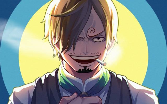 Anime Sanji Vinsmoke 634x900 Wallpaper Teahub Io