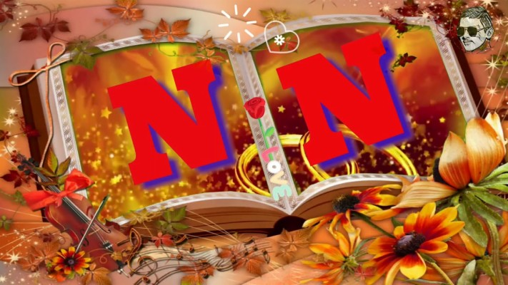 N Name Wallpaper Download 1000x1000 Wallpaper Teahub Io