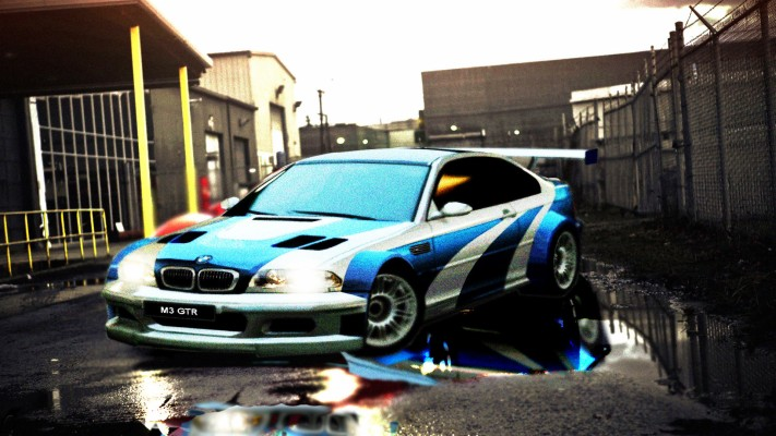 Bmw M3 Gtr Nfs Most Wanted Wallpaper Hd By Gothicdiamond99 Nfs