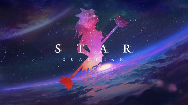 Lol Star Guardian Lux - 2560x1440 Wallpaper - teahub.io