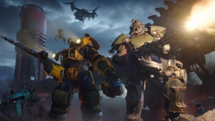 Fallout 76 5120x2880 Wallpaper Teahub Io