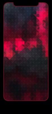 Iphone X Wallpaper Border 1301x2820 Wallpaper Teahub Io