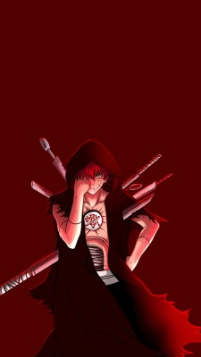 16 160720 akatsuki wallpaper iphone 989r81e sasori akatsuki