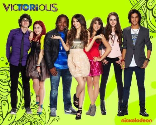 Jessie Wallpaper Disney Channel Victorious Cast 1280x1024 Wallpaper Teahub Io
