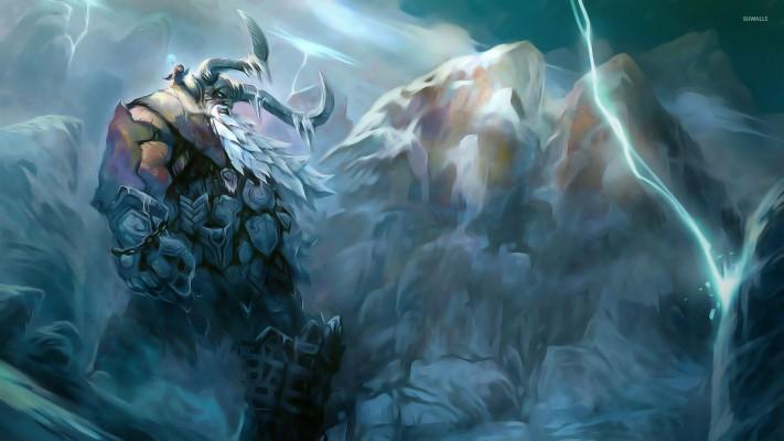 Midgard Norse Mythology 2062x1312 Wallpaper Teahub Io
