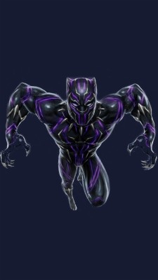 Black Panther Wallpaper Iphone 638x1136 Wallpaper Teahub Io
