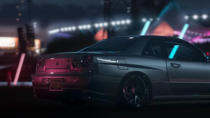 Nissan Skyline R34 4k 3840x2160 Wallpaper Teahub Io
