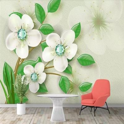 Easy Flower Wall Painting 800x800 Wallpaper Teahub Io