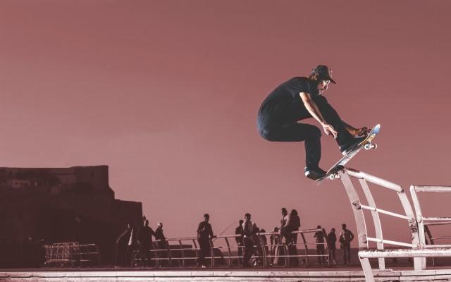 Skate Wallpaper 4k 1920x1080 Wallpaper Teahub Io