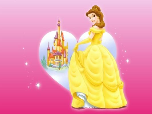 Disney Princess Wallpaper Disney Princess Belle 1440x900 Wallpaper Teahub Io