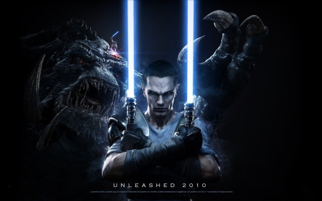 Badass Star Wars Wallpapers Digitalart Star Wars Force Unleashed Background 1920x1080 Wallpaper Teahub Io