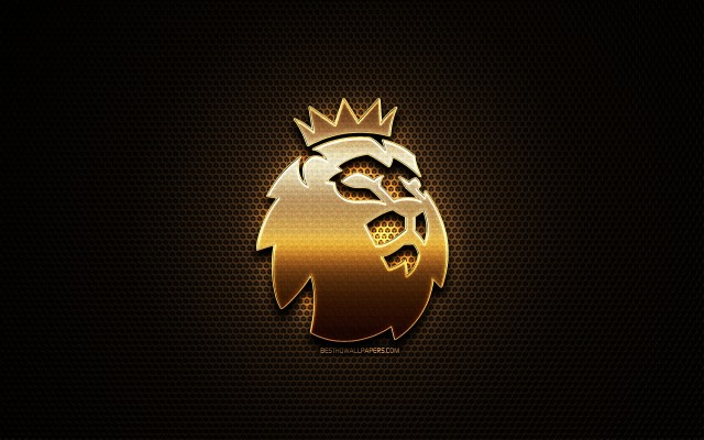 premier league glitter logo football leagues creative emblem 2560x1600 wallpaper teahub io premier league glitter logo football