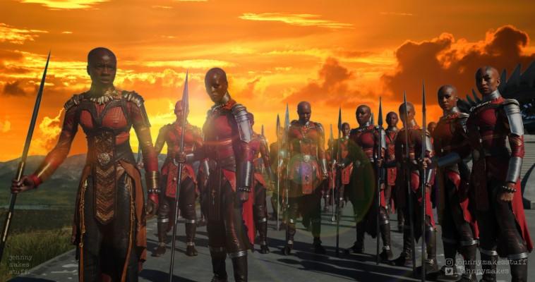 Black Panther Costume Filipino 2048x1080 Wallpaper Teahub Io