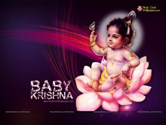 186 1862541 cute krishna baby cute baby krishna painting