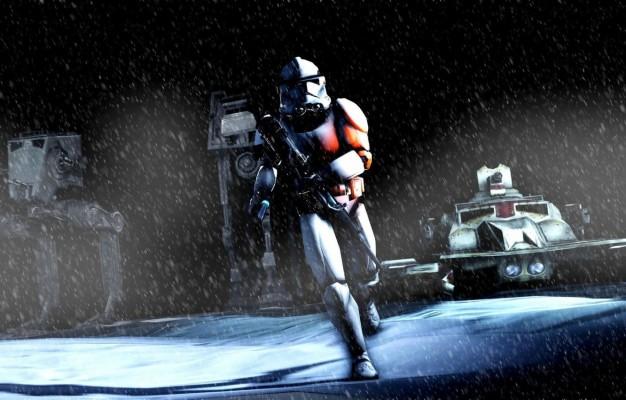 Star Wars Battlefront 2 Wallpaper Clone 1920x1080 Wallpaper Teahub Io