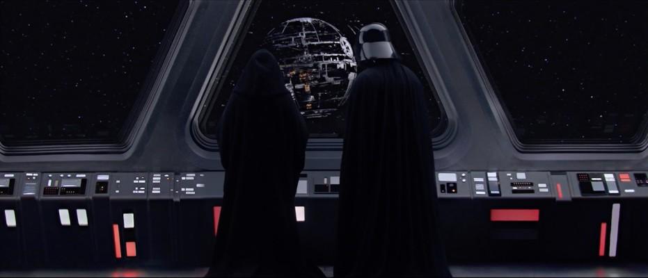 Vader Palpatine Revenge Of The Sith 1456x625 Wallpaper Teahub Io