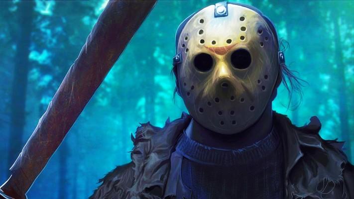Jason Mask Wallpaper Hd - Jason Voorhees Wallpaper 1080p ...