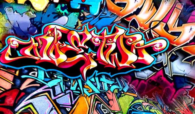 Graffiti 4k Hd Background Wallpapers Graffiti Waves ...