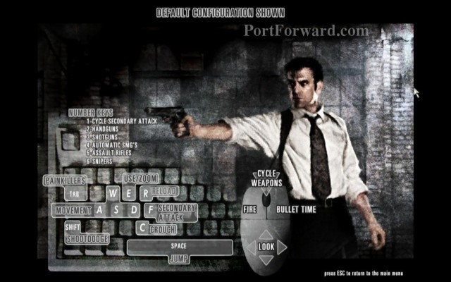 max payne 1 wallpaper