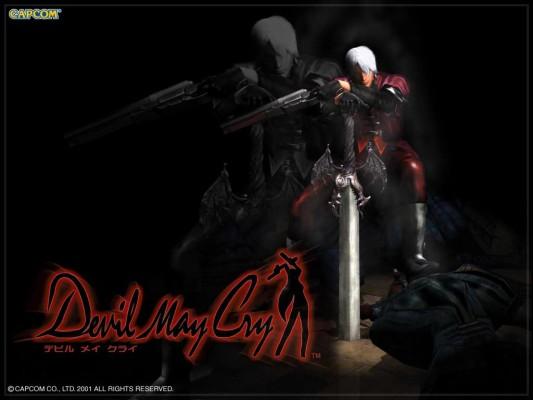 Doom Slayer Vs Dante 1024x768 Wallpaper Teahub Io